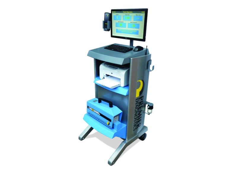 Premier Combi  Garage Equipment