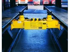 Majorlift Jacking Beams for HGV Lifts