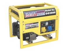 Sealey GG2800 Generator 2800W