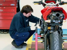 Wickord Vehicle Services Bike MOT