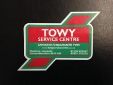 Towey Service Centre, Llandeilo
