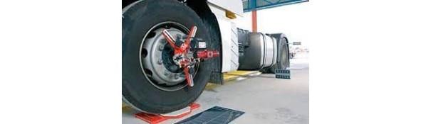 Wheel Alignment: HGV