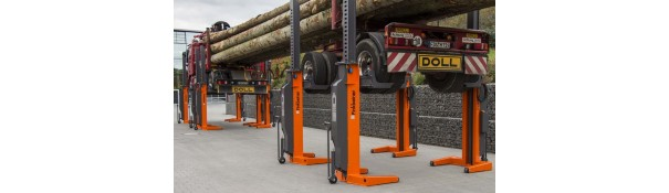 HGV Lifts: Column